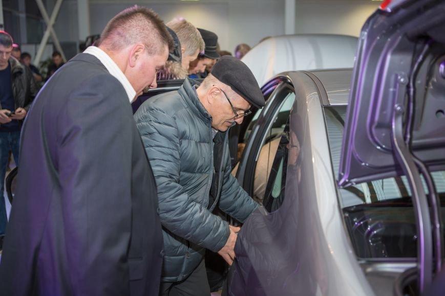 ТСС Кавказ представил новую Lada Vesta, фото-4