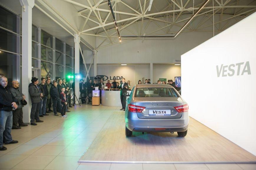 ТСС Кавказ представил новую Lada Vesta, фото-3