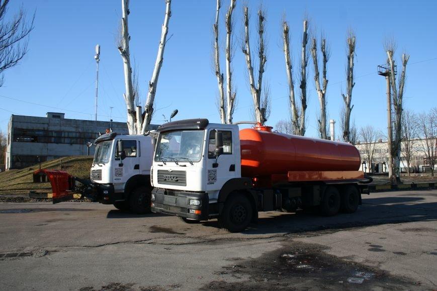 Кременчугские вакуумные ассенизаторы КрАЗ отправились чистить Днепропетровск, фото-4