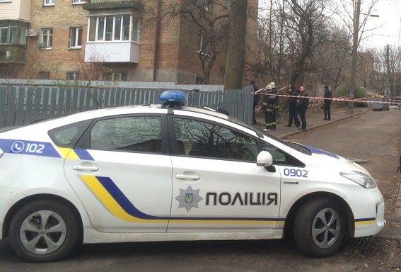 В Соломенском районе в результате взрыва погиб мужчина (ФОТО) (фото) - фото 1
