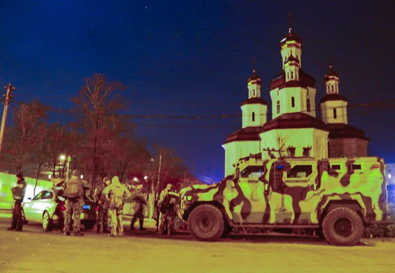 Встреча Нового года в Мариуполе пройдет под усиленным вниманием полиции (ФОТО) (фото) - фото 5