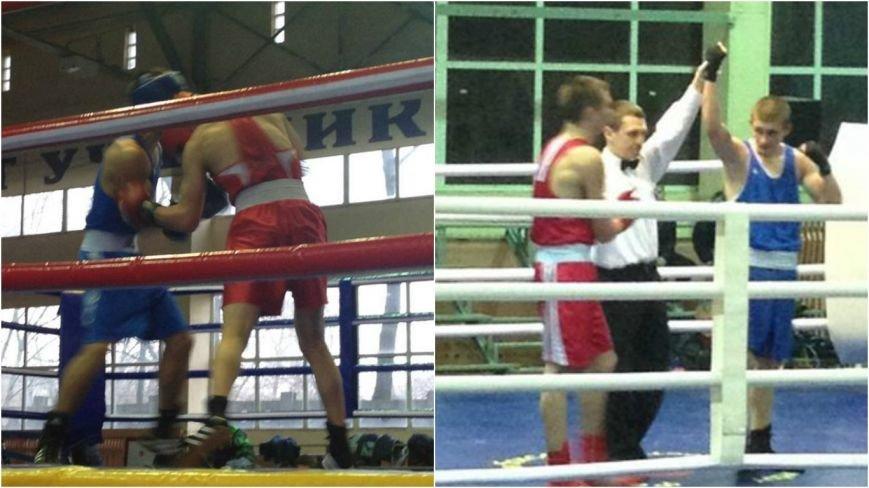 Троє хмельничан увійшли до фіналу Чемпіонату України з боксу (Фото) (фото) - фото 1