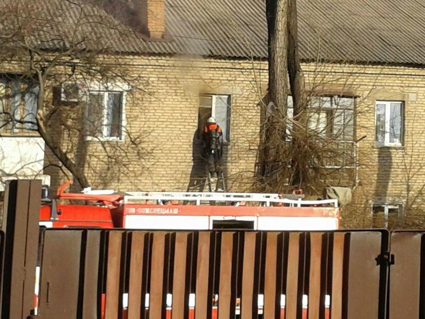 Криворожские спасатели ликвидировали пожар в одном из домов по улице Туполева (ФОТО), фото-4