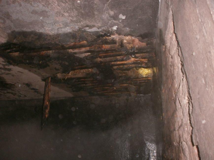 Курение в нетрезвом состоянии привело к пожару на улице Тургенева в Днепродзержинске, фото-2