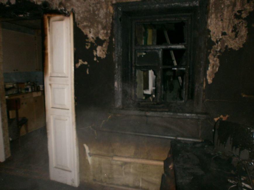 Курение в нетрезвом состоянии привело к пожару на улице Тургенева в Днепродзержинске (фото) - фото 3
