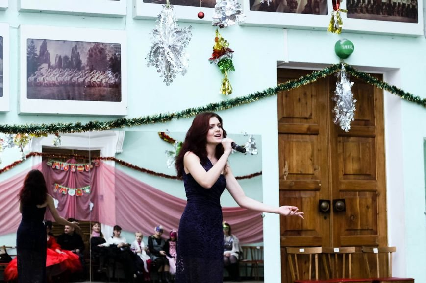 В Кременчуге состоялся Рождественский бал-маскарад (ФОТО), фото-3