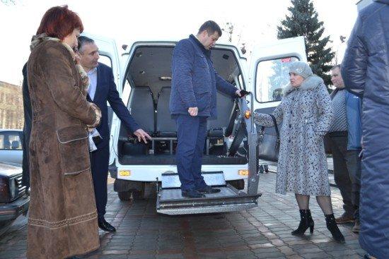Голова райради Олег Дацюк
