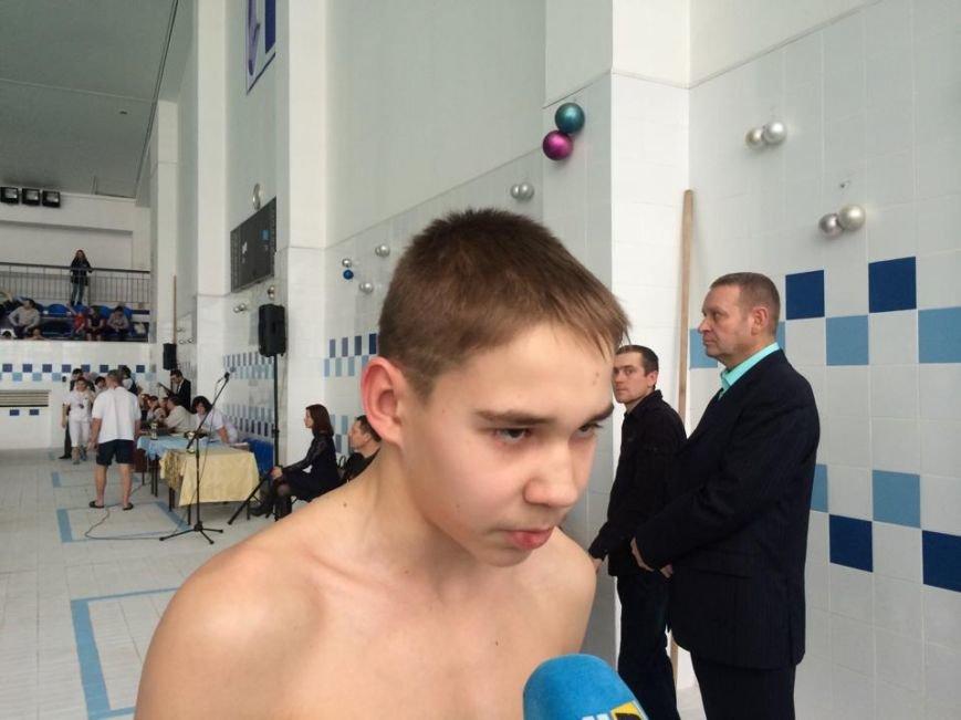 На престижный турнир мариупольца Даниила Чуфарова пловцы добирались из оккупированного Донецка (ФОТО), фото-8