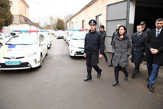 На місті обласного ДАІ тепер Управління патрульної поліції (Фото) (фото) - фото 2