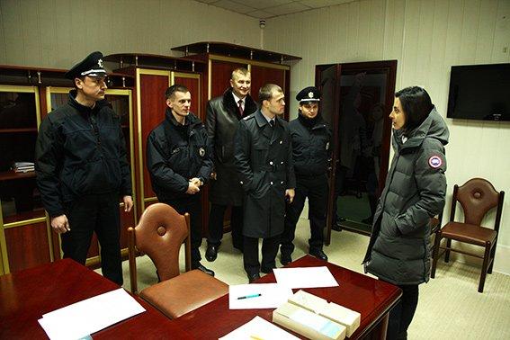 На місті обласного ДАІ тепер Управління патрульної поліції (Фото) (фото) - фото 1