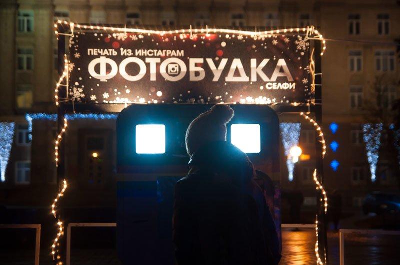Предновогодний Белгород в огнях и ожидании снега (фото) - фото 9