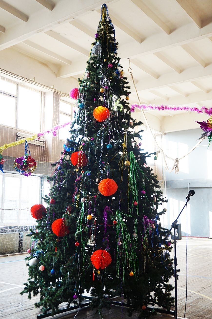 Новогодняя сказка, поздравления, подарки: к детям поселка Ильича пожаловал добрый Дед Мороз (ФОТО) (фото) - фото 2
