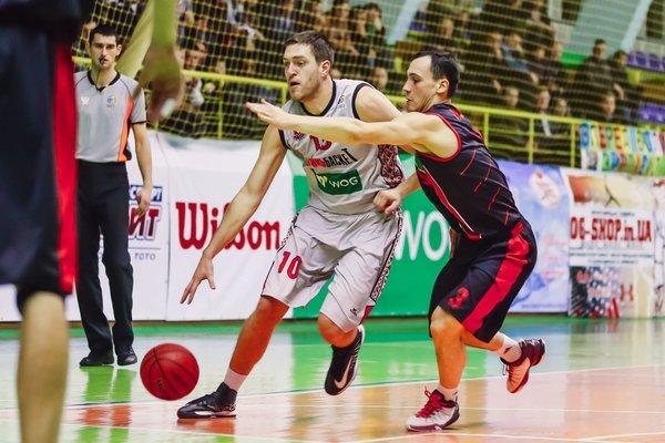 Баскетболисты