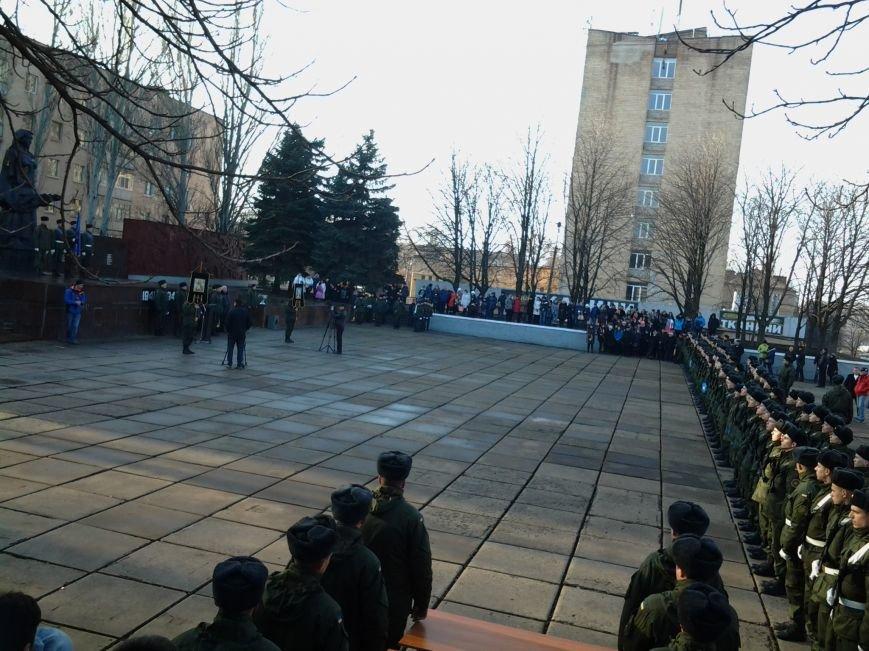 В Кривом Роге присягу на верность украинскому народу приняли 78 бойцов Нацгвардии (ФОТО), фото-2