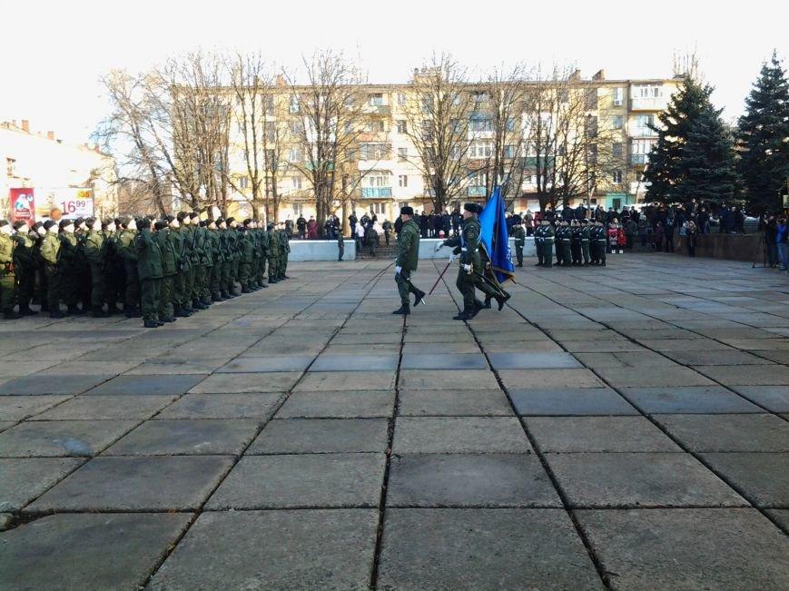 В Кривом Роге присягу на верность украинскому народу приняли 78 бойцов Нацгвардии (ФОТО), фото-5