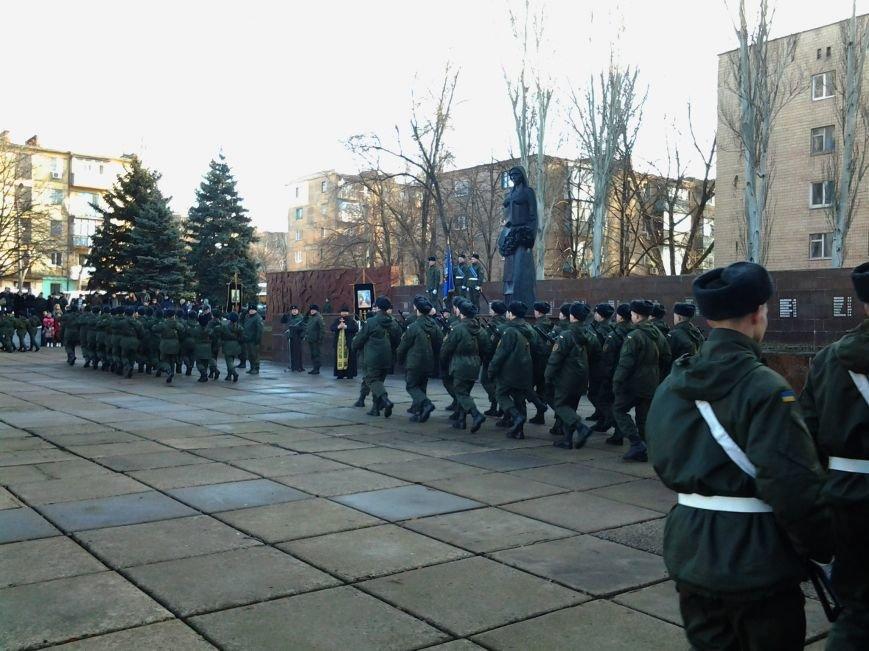 В Кривом Роге присягу на верность украинскому народу приняли 78 бойцов Нацгвардии (ФОТО), фото-4