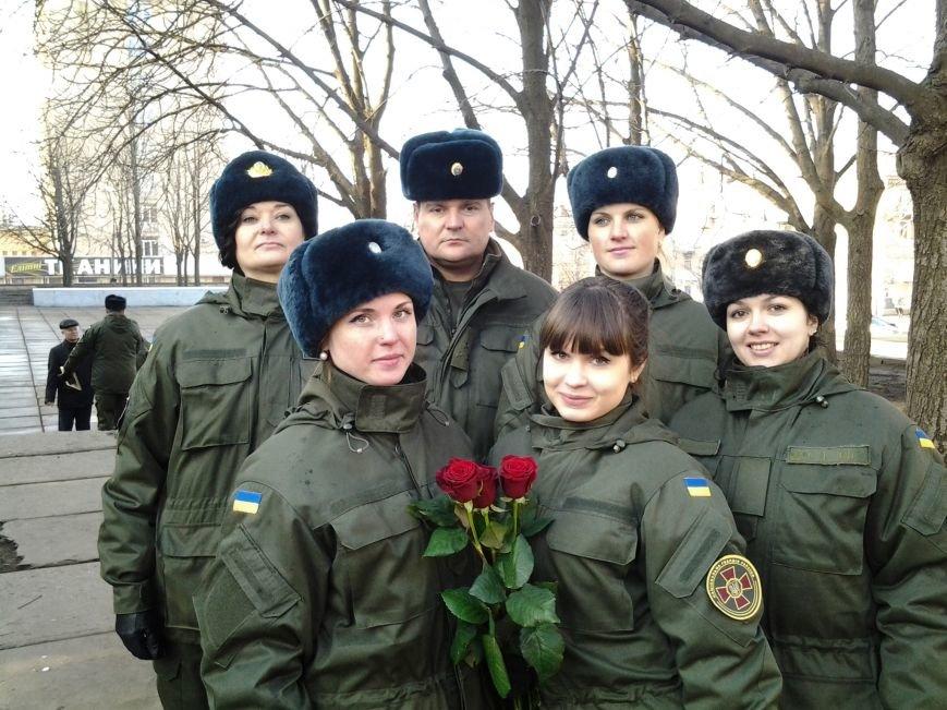 В Кривом Роге присягу на верность украинскому народу приняли 78 бойцов Нацгвардии (ФОТО), фото-1