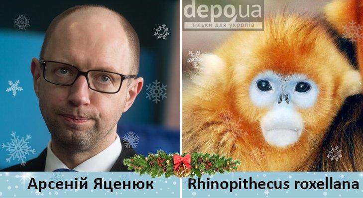Политический бомонд в Год обезьяны, фото-1