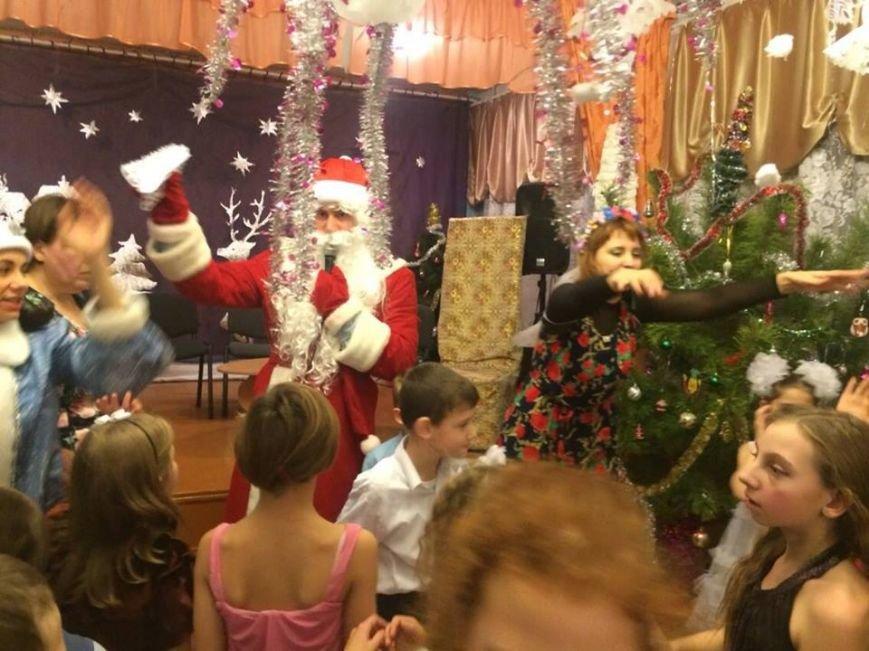 В мариупольской школе-интернате №2 детей после новогодней дискотеки забрали домой (ФОТО), фото-3