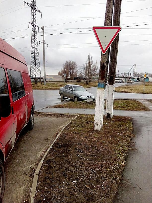 В Мариуполе столкнулись две легковушки (ФОТО), фото-1