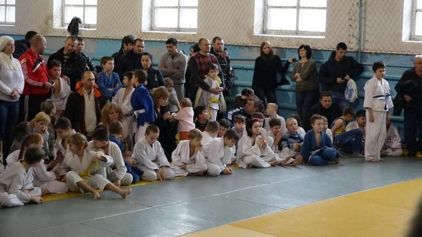 В Мариуполе юные дзюдоисты сражались при поддержке СБУ (ФОТО), фото-10