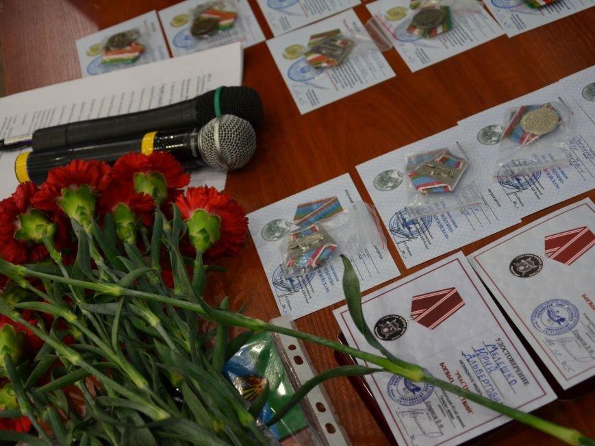 В Новополоцке состоялась встреча ветеранов-афганцев (фото) - фото 1