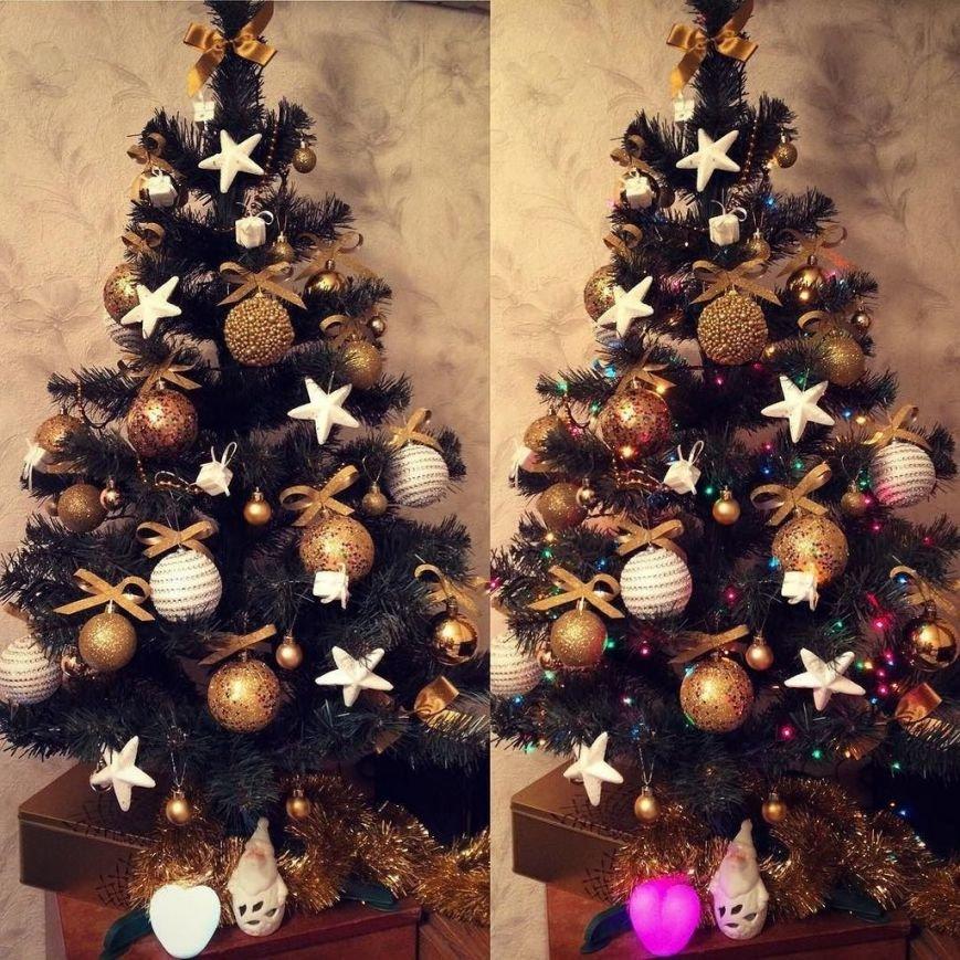 К празднику готовы. 9 новогодних елок полочан и новополочан в Instagram (фото) - фото 7