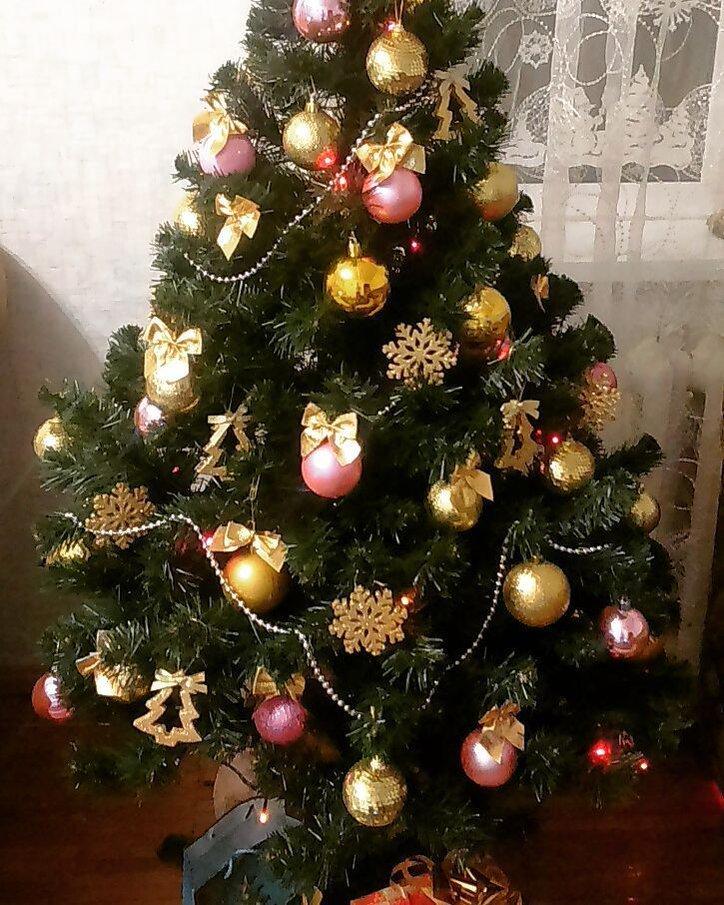 К празднику готовы. 9 новогодних елок полочан и новополочан в Instagram (фото) - фото 4