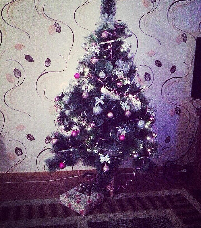 К празднику готовы. 9 новогодних елок полочан и новополочан в Instagram (фото) - фото 5