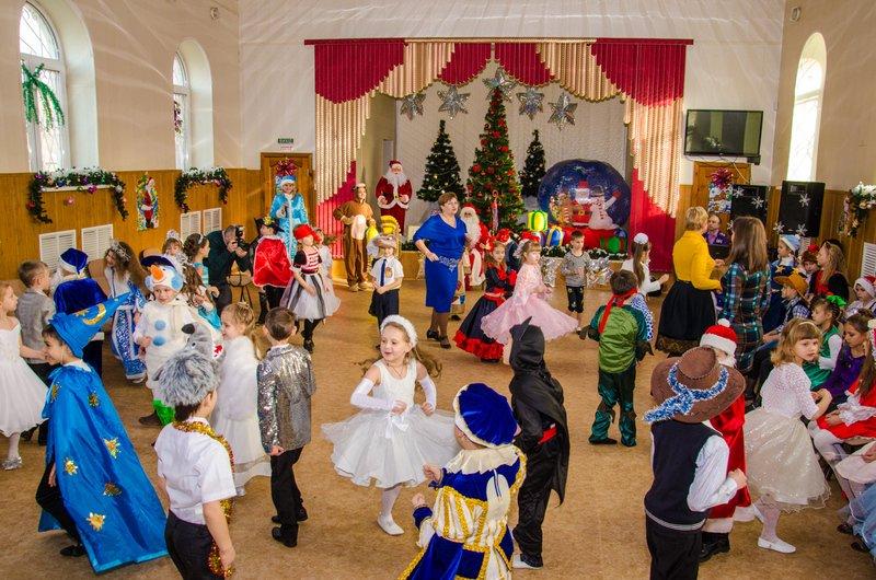 Новогодний калейдоскоп: Днепропетровщину ждет насыщенная праздничная программа (ФОТО) (фото) - фото 1