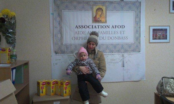 Авдеевцы бесплатно получают детское питание (ФОТОФАКТ), фото-5