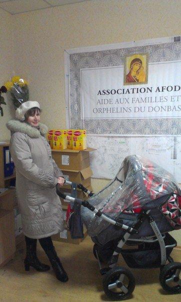 Авдеевцы бесплатно получают детское питание (ФОТОФАКТ), фото-6