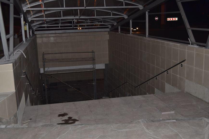 Ремонт подземного перехода на площади Освобождения в Кривом Роге близится к завершению (ФОТО), фото-9