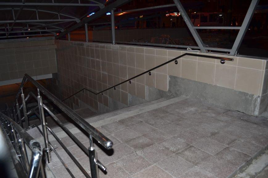 Ремонт подземного перехода на площади Освобождения в Кривом Роге близится к завершению (ФОТО), фото-11