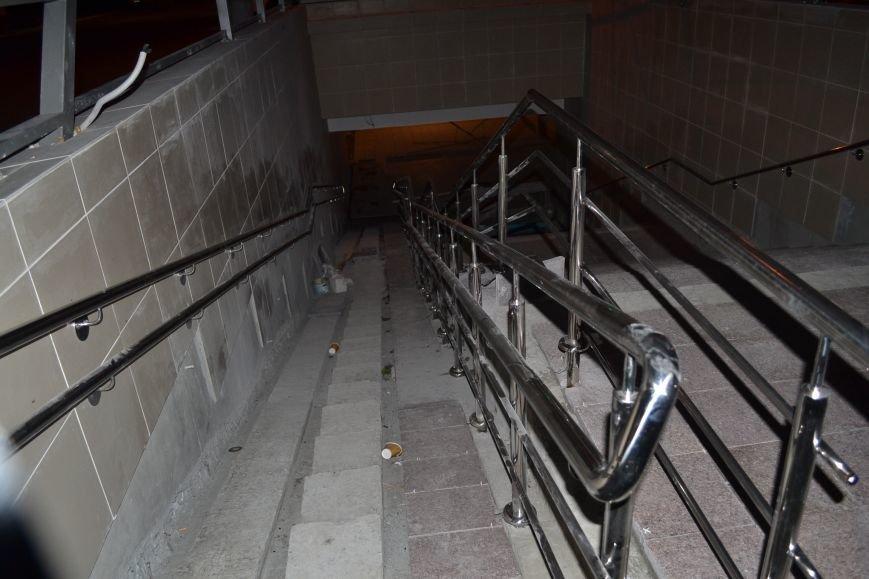 Ремонт подземного перехода на площади Освобождения в Кривом Роге близится к завершению (ФОТО), фото-21