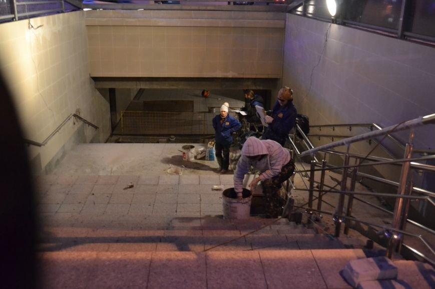 Ремонт подземного перехода на площади Освобождения в Кривом Роге близится к завершению (ФОТО), фото-2
