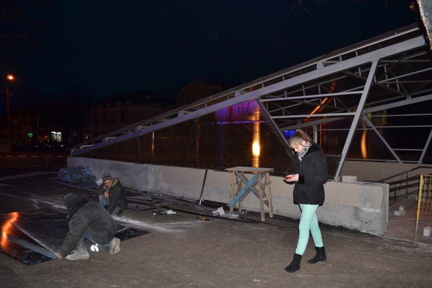 Ремонт подземного перехода на площади Освобождения в Кривом Роге близится к завершению (ФОТО), фото-6