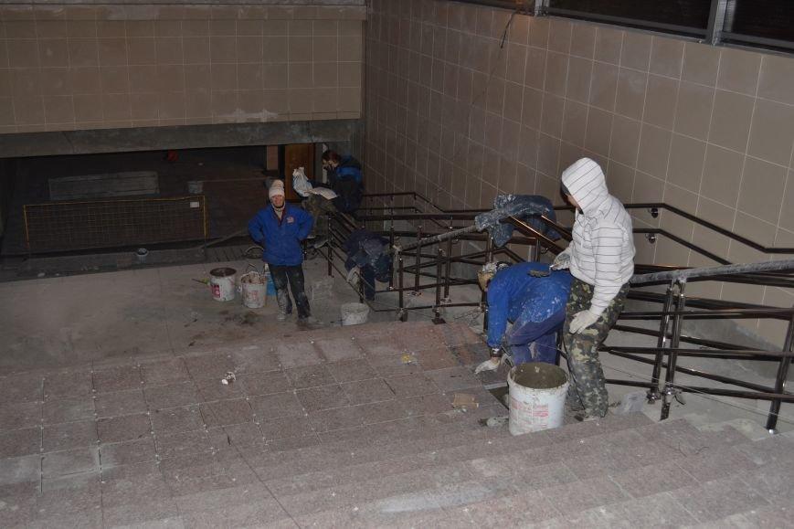 Ремонт подземного перехода на площади Освобождения в Кривом Роге близится к завершению (ФОТО), фото-3