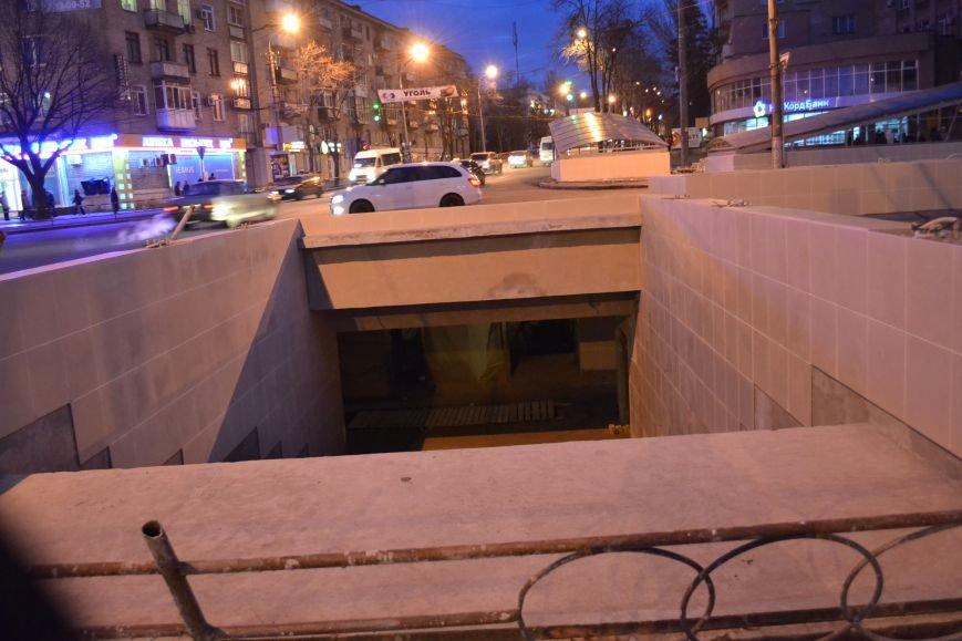 Ремонт подземного перехода на площади Освобождения в Кривом Роге близится к завершению (ФОТО), фото-23