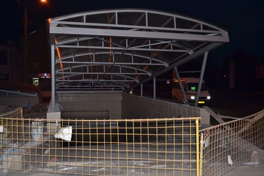 Ремонт подземного перехода на площади Освобождения в Кривом Роге близится к завершению (ФОТО), фото-8