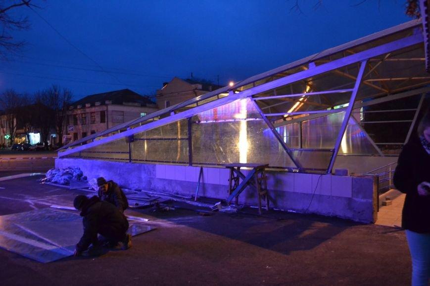 Ремонт подземного перехода на площади Освобождения в Кривом Роге близится к завершению (ФОТО), фото-18