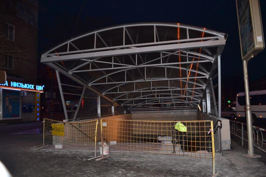 Ремонт подземного перехода на площади Освобождения в Кривом Роге близится к завершению (ФОТО), фото-4