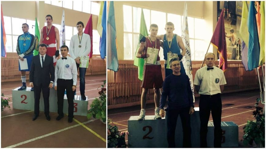 Хмельничани вибороли найвищі нагороди Чемпіонату України з боксу (Фото) (фото) - фото 1