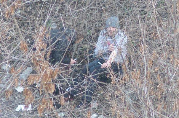 У Тернополі наркомани вже вкрай втратили будь-який сором (фото) (фото) - фото 1