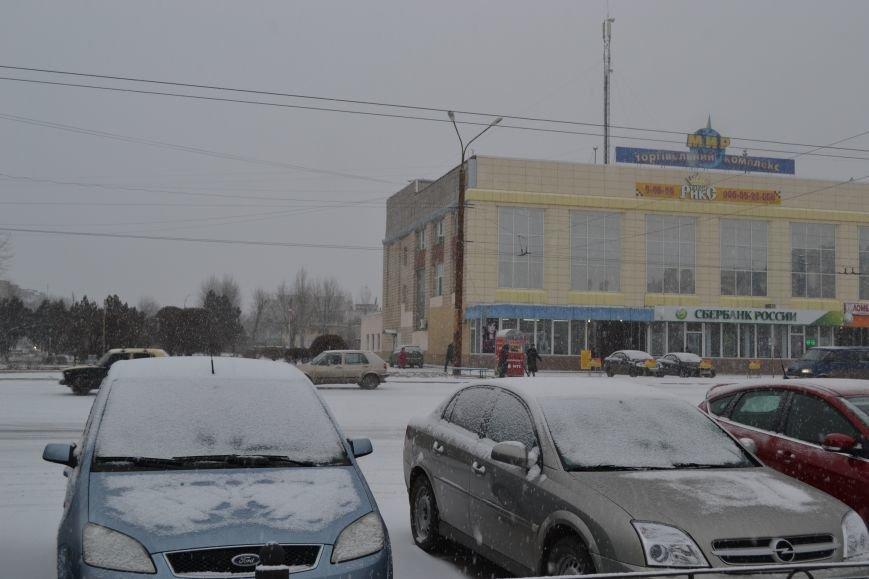 В Северодонецк пришла настоящая зима!!!, фото-3