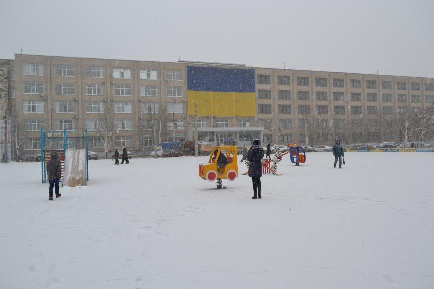 В Северодонецк пришла настоящая зима!!!, фото-2