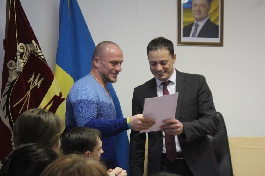 В Днепродзержинске наградили волонтеров (Обновлено), фото-7