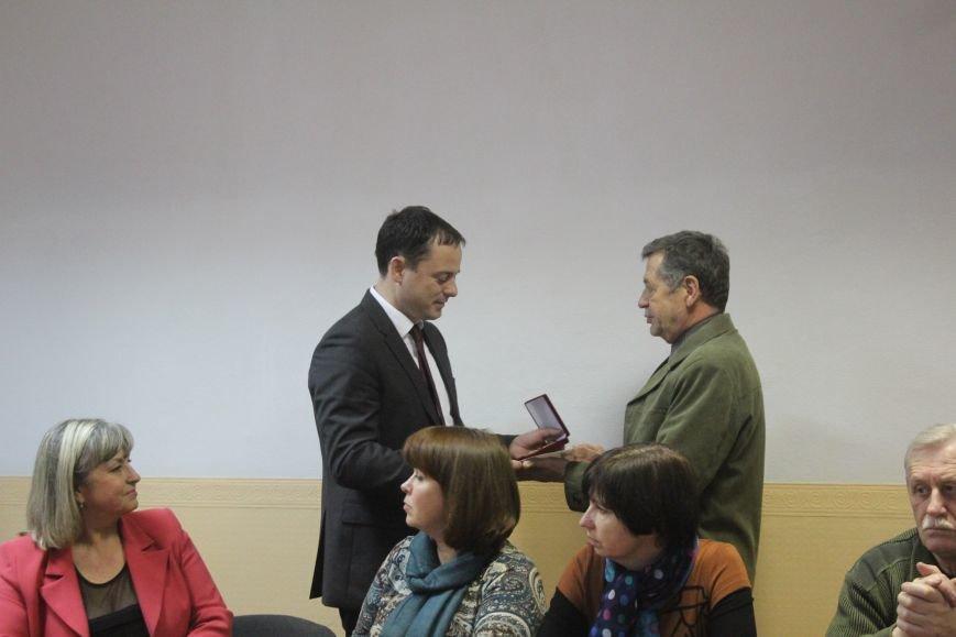 В Днепродзержинске наградили волонтеров (Обновлено), фото-1