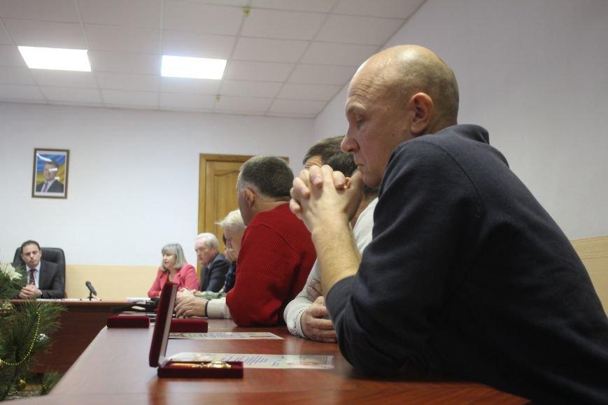 В Днепродзержинске наградили волонтеров (Обновлено), фото-9