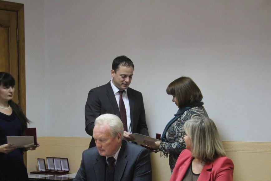 В Днепродзержинске наградили волонтеров (Обновлено), фото-5